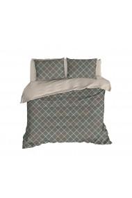 Set lenjerie de pat 162ELR2159 EnLora Home Multicolor
