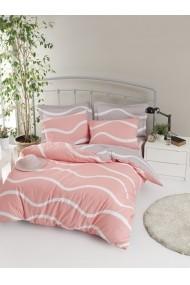 Set lenjerie de pat 162ELR2259 EnLora Home Roz