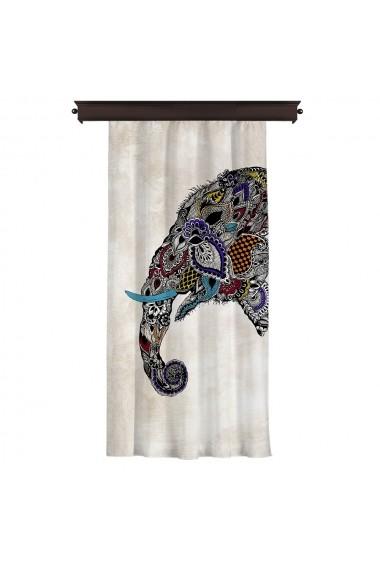 Draperie Cipcici ASR-785CPC5130 Multicolor
