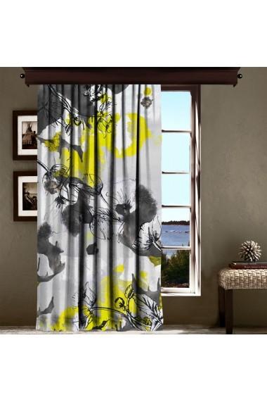 Draperie Cipcici ASR-785CPC5149 Multicolor