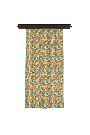 Draperie Cipcici ASR-785CPC5194 Multicolor