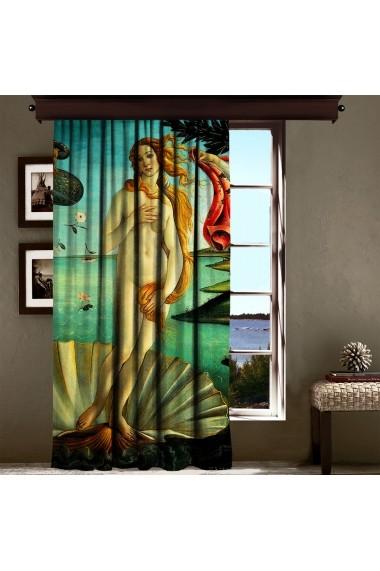 Draperie Cipcici ASR-785CPC5198 Multicolor