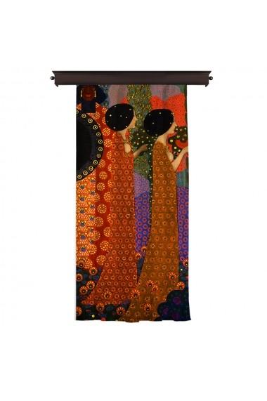 Draperie Cipcici ASR-785CPC6141 Multicolor