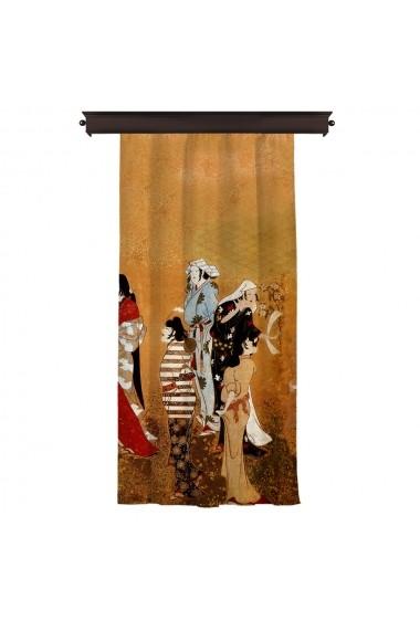 Draperie Cipcici ASR-785CPC7195 Multicolor
