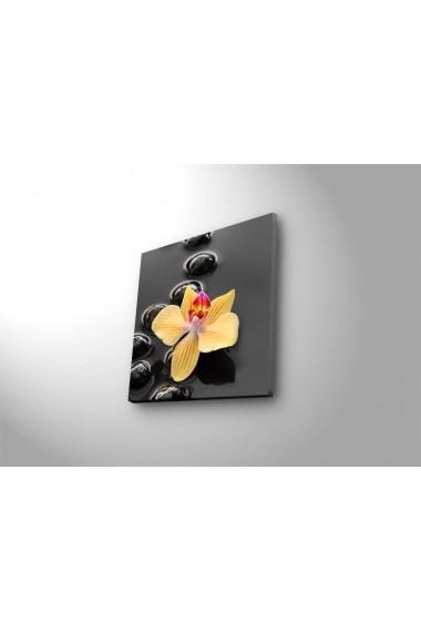 Tablou din panza, cu lumina LED ASR-239SHN4280 Multicolor