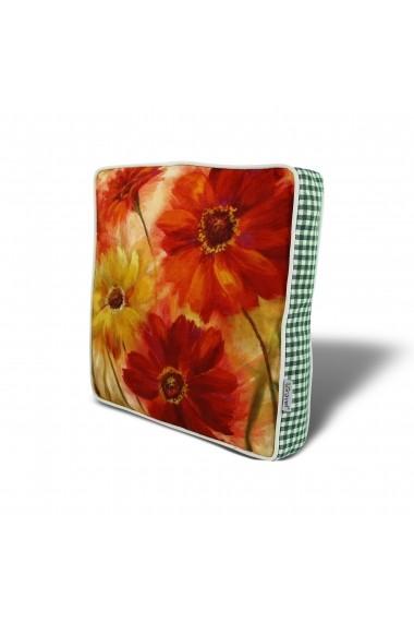 Perna decorativa Gravel 419GRV2190 Multicolor