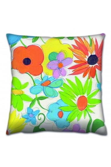 Perna decorativa Gravel 417GRV3116 Multicolor