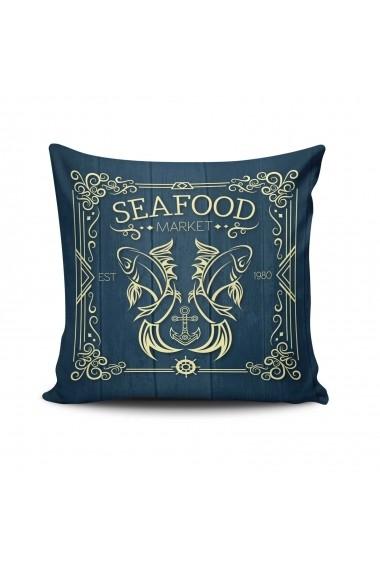 Perna decorativa Cushion Love 768CLV0210 Multicolor
