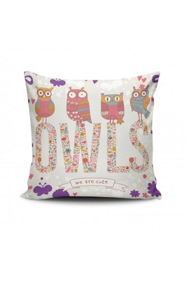 Husa perna decorativa Cushion Love 768CLV0324 Multicolor