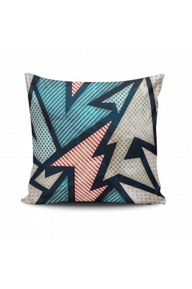 Husa perna decorativa Cushion Love 768CLV0327 Multicolor