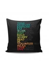 Husa perna decorativa Cushion Love 768CLV0369 Multicolor