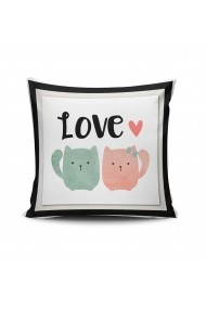 Husa perna decorativa Cushion Love 768CLV0452 Multicolor