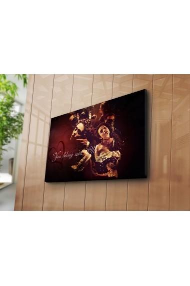 Tablou decorativ Canvart 249CVT1362 multicolor