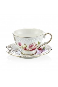 Set ceai (12 articole) Noble Life 721NBL1117 multicolor
