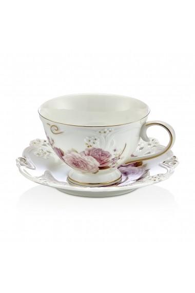 Set ceai (12 articole) Noble Life 721NBL1119 multicolor