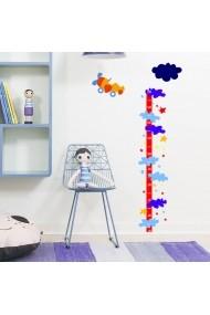 Sticker decorativ de perete Evila Originals 837EVL1187 Multicolor