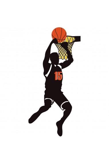 Sticker decorativ de perete Evila Originals 837EVL1333 Multicolor