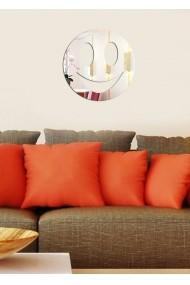 Oglinda decorativa Taffy 241TFY1113 Argintiu