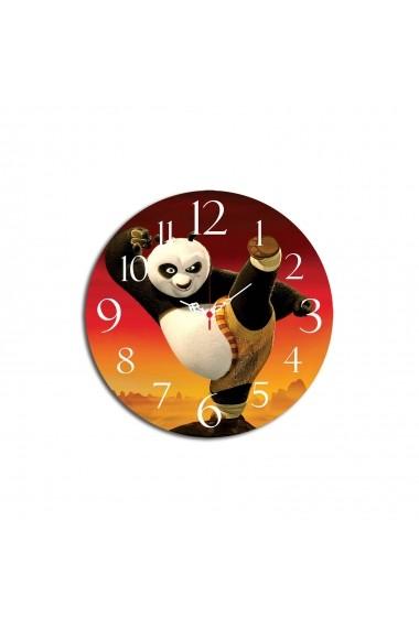 Ceas decorativ din MDF Taffy 241TFY3116 Multicolor