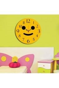 Ceas decorativ din MDF Taffy 241TFY3109 Multicolor