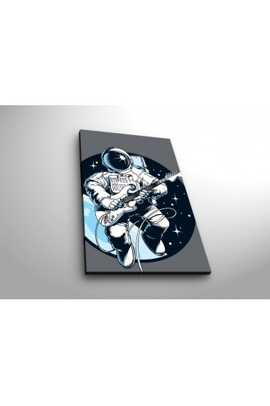 Tablou din panza, cu lumina LED Suoq Design 239SHN4312 Multicolor
