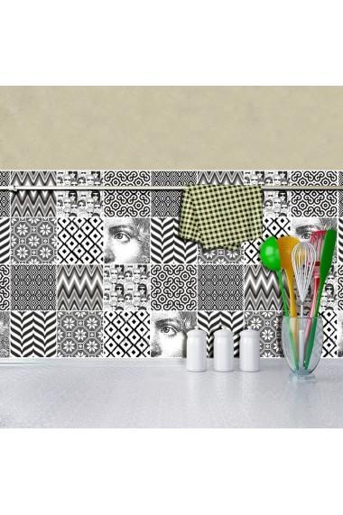 Sticker decorativ de perete Sticky 837EVL1481 Multicolor