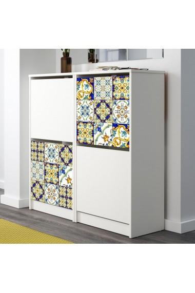 Sticker decorativ Sticky 837EVL1107 Multicolor
