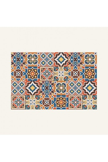 Sticker decorativ de perete Sticky 837EVL1518 Multicolor