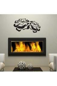 Sticker decorativ de perete Sticky 260CKY5027 Negru