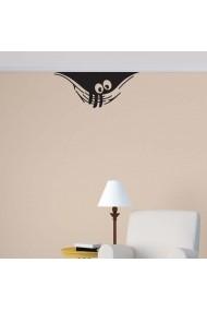 Sticker decorativ de perete Sticky 260CKY5033 Negru