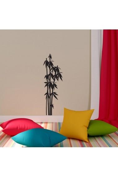 Sticker decorativ de perete Sticky 260CKY5044 Negru