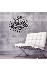 Sticker decorativ de perete Sticky 260CKY5072 Negru