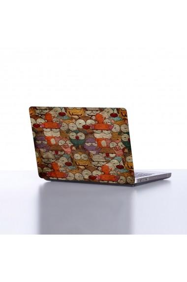 Sticker decorativ pentru laptop Sticky 837EVL1125 Multicolor