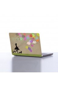 Sticker decorativ pentru laptop Sticky 837EVL1128 Multicolor