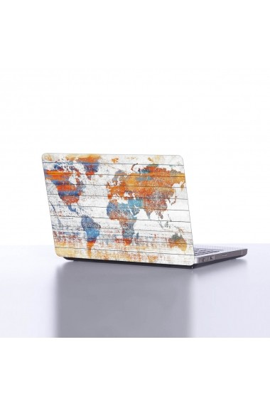 Sticker decorativ pentru laptop Sticky 837EVL1135 Multicolor