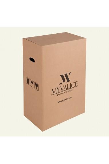 Troler Myvalice 853MYV4057 roz
