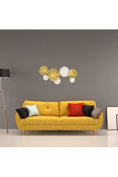 Accesoriu decorativ din metal Tanelorn 891TNL1844 multicolor