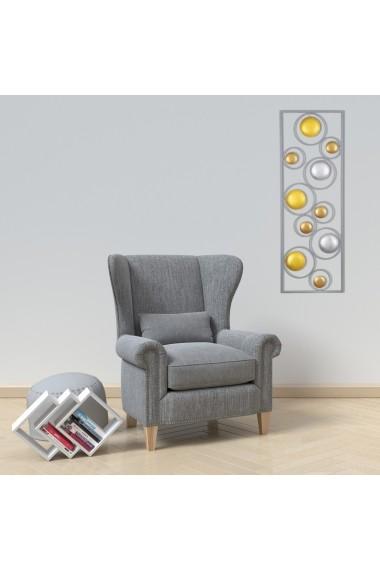 Accesoriu decorativ din metal Tanelorn 891TNL1838 multicolor