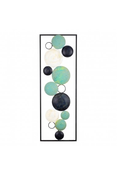 Accesoriu decorativ din metal Tanelorn 891TNL1836 multicolor