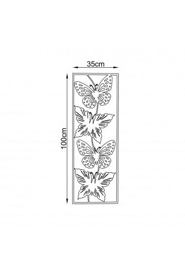 Accesoriu decorativ din metal Tanelorn 891TNL1841 multicolor