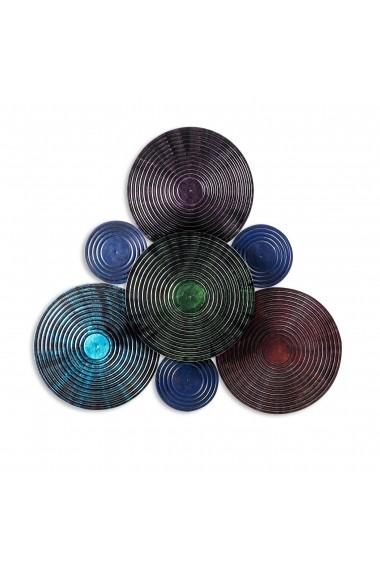 Accesoriu decorativ din metal Tanelorn 891TNL1791 multicolor