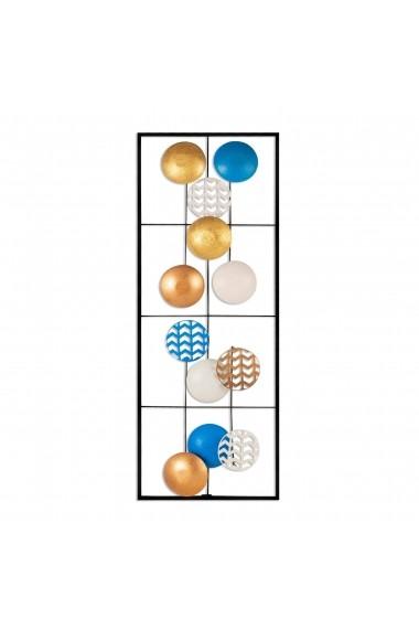 Accesoriu decorativ din metal Tanelorn 891TNL1802 multicolor