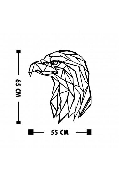 Accesoriu decorativ din metal Tanelorn 891TNL1769 negru