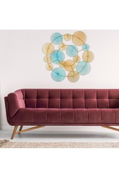 Accesoriu decorativ din metal Tanelorn 891TNL1809 multicolor