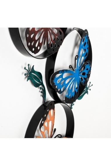 Accesoriu decorativ din metal Tanelorn 891TNL1797 multicolor
