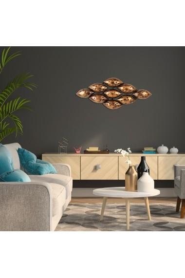 Accesoriu decorativ din metal Tanelorn 891TNL1794 multicolor