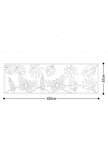 Accesoriu decorativ din metal Tanelorn 891TNL1813 multicolor