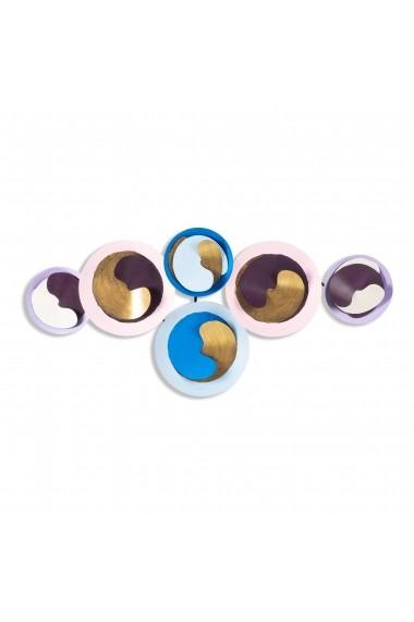 Accesoriu decorativ din metal Tanelorn 891TNL1792 multicolor