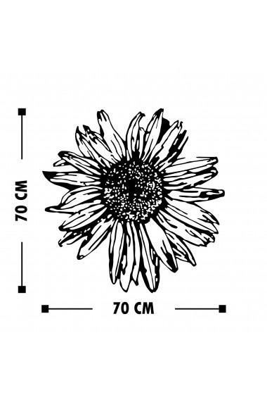 Accesoriu decorativ din metal Tanelorn 891TNL1823 negru
