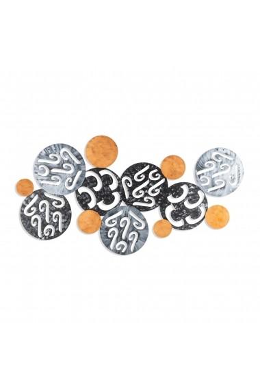 Accesoriu decorativ din metal Tanelorn 891TNL1790 multicolor